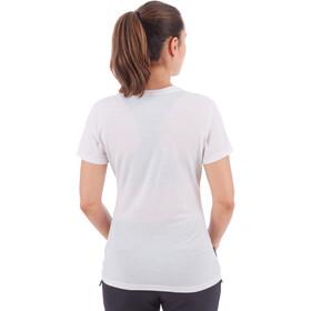 Mammut Alvra T-Shirt Donna, bianco